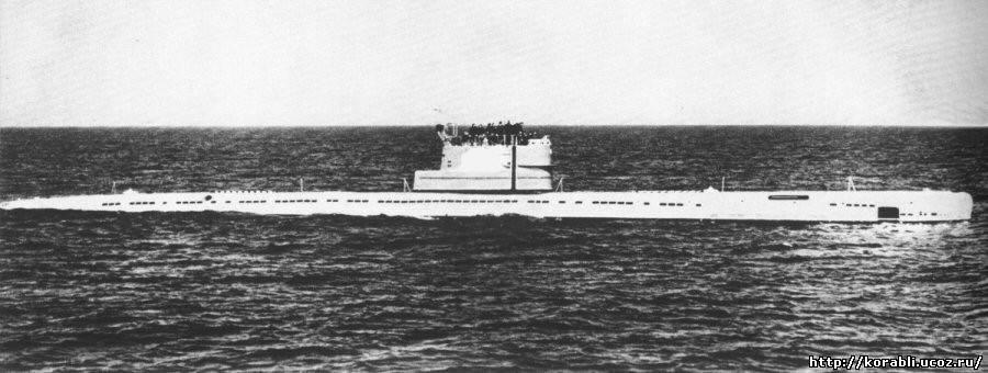подводная лодка проект 363
