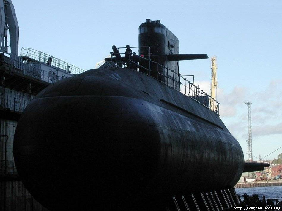 Новые дизель электрические подводные