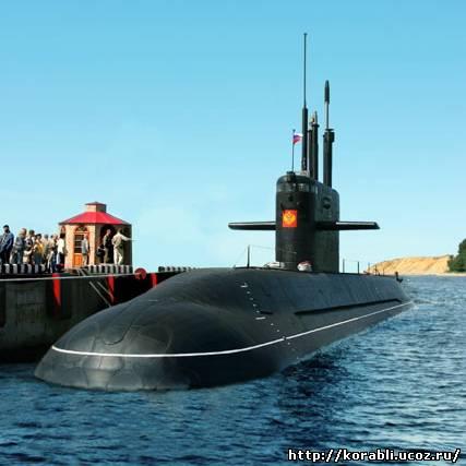 Подводная лодка класса лада проекта