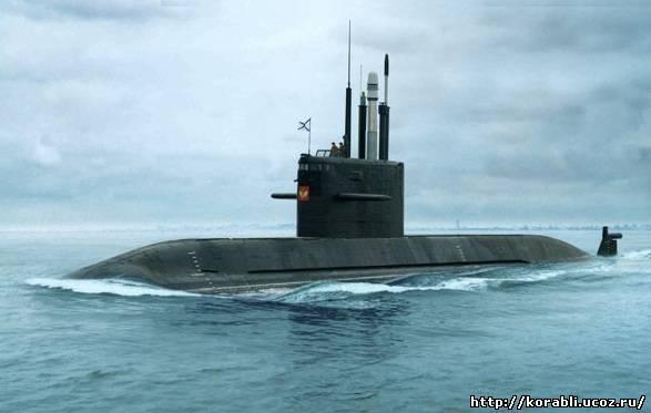 Дизель электрические подводные лодки